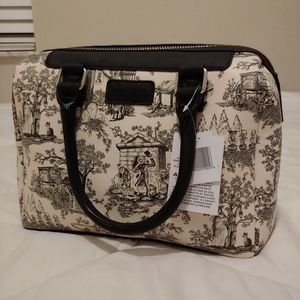Haunted mansion handbag